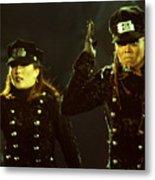 Janet Jackson 94-3026 Metal Print