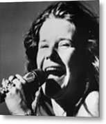 Janis Joplin (1943-1970) Metal Print by Granger
