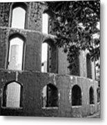 Jantar Mantar - Monochrome Metal Print