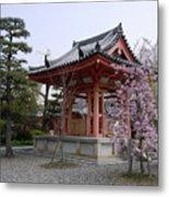 Japan Kiyomizu-dera Temple Metal Print