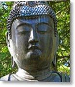 Japanese Buddha Metal Print