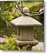 Japanese Friendship Garden 1 Metal Print