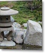 Japanese Friendship Garden 5 Metal Print