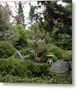 Japanese Garden IIi Metal Print