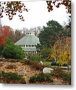 Japanese Garden Roger Williams Park Metal Print
