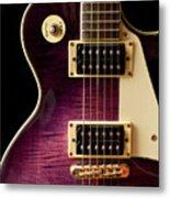 Jay Turser Guitar 9 Metal Print