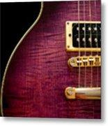 Jay Turser Guitar 3 Metal Print