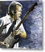 Jazz Eric Clapton 1 Metal Print