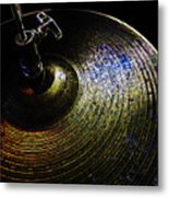 Jazz Hat Metal Print
