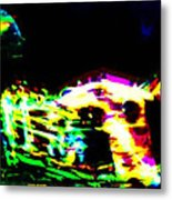 Jazz Horn And The Abstract Truth Metal Print