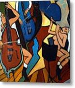 Jazz Trio  Metal Print