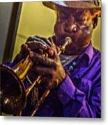 Jazzy Hands 938 Metal Print