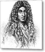 Jean-baptiste Lully, French Composer Metal Print