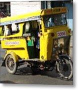 Jeepney 07 Metal Print