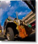 Jeepney 62932501 Metal Print
