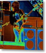 Live In Oakland 1976 Metal Print