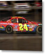 Jeff Gordons Cup Car  Metal Print