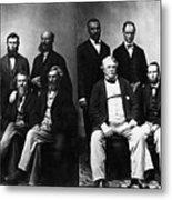 Jefferson Davis Trial Metal Print