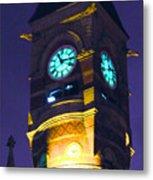 Jefferson Market Clock Tower Metal Print