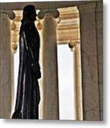 Jefferson Memorial 1  Metal Print