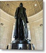 Jefferson Memorial Lll Metal Print