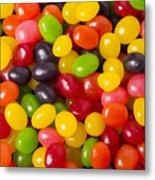Jelly Beans Metal Print