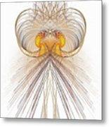 Jelly Fish Art Metal Print
