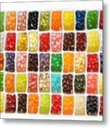 Jellybeans Metal Print