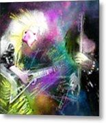 Jennifer Batten Metal Print