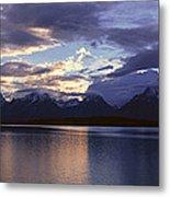 Jenny Lake, Grand Teton National Park Metal Print