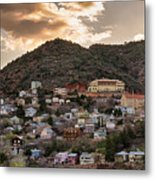 Jerome - America's Most Vertical City Metal Print