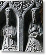 Jerpoint Abbey Irish Tomb Weepers Saints County Kilkenny Ireland Metal Print