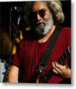 Jerry Garcia 04 Grateful Dead Alpine Valley Wisconsin 1987 Metal Print