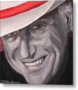 Jerry Jeff Walker Metal Print