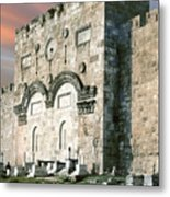 Jerusalem Golden Gate  Metal Print