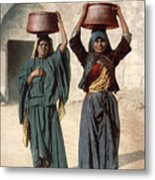 Jerusalem: Milk Seller Metal Print