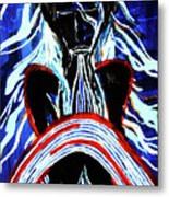 Jesus Christ's Emergence From The Tomb Metal Print