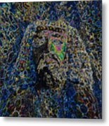 Jesus Of Nazareth Metal Print