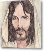Jesus Of Nazereth Metal Print
