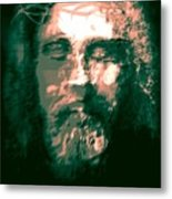 Jesus The Man Metal Print