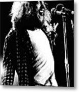 Jethro Tull 1970 Metal Print