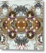 Jewels2 Metal Print