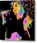 Jim Morrison Metal Print