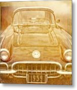 Jimmy Bobs Treasure Metal Print