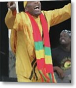 Jimmy Cliff Painting Metal Print