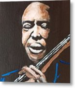 Jimmy Garrison Metal Print