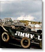 Jimmy L Metal Print