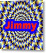 Jimmy Metal Print