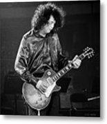 Jimmy Page-0028 Metal Print