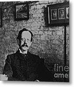 J.j. Thomson, English Physicist Metal Print